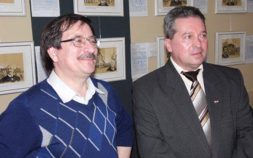 Néző István és Szeifried Zoltán