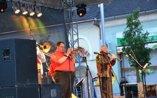 A Benkó Dixieland Band Kisvárdán