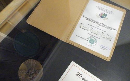A Doktorock Színtársulat 2005-ben kapott Pro Urbe - Kisvárda városért díja