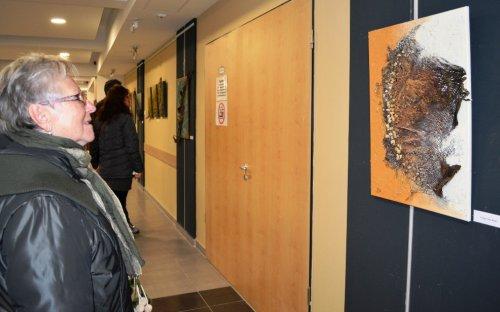 Dr. Szalmásné Nagy Tímea kiállítása