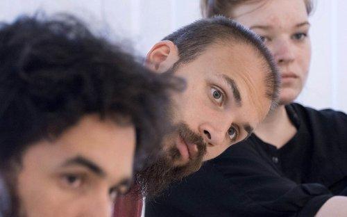 Sardar Tagirovsky workshopja (Ilovszky Béla fotója)