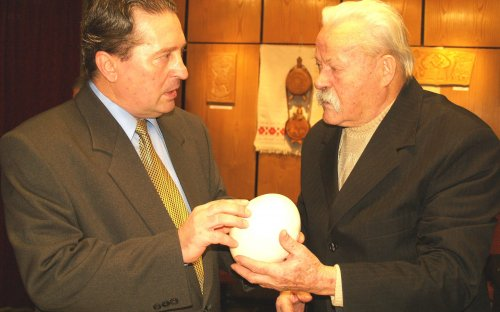 Szeifried Zoltán és V. Tóth Ferenc