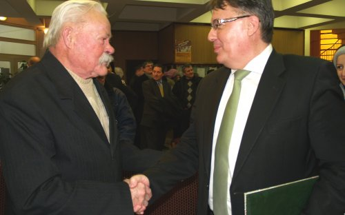 V. Tóth Ferenc és Leleszi Tibor