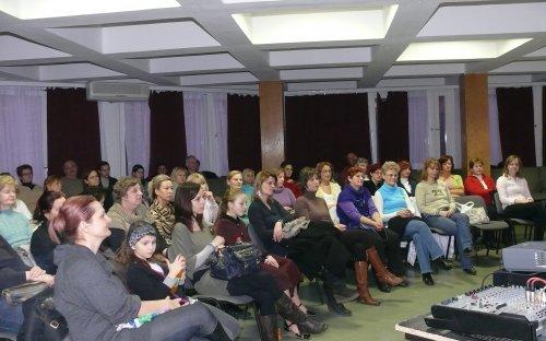 A műsor közönsége - Kőrizs József fotója