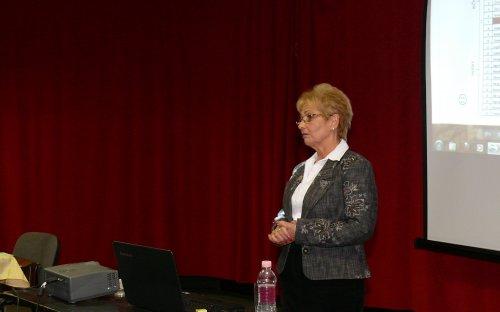 Lengyelné dr. Tóth Éva - (Kőrizs J. fotója)