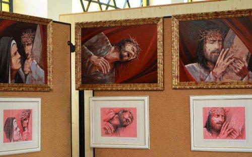 Passió - Szeifried Zoltán kiállítása