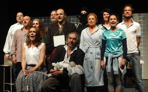 Rükverc - Kassai Thália Színház (Fotó: Szebeni-Szabó Róbert)