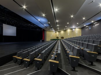MH színházterem