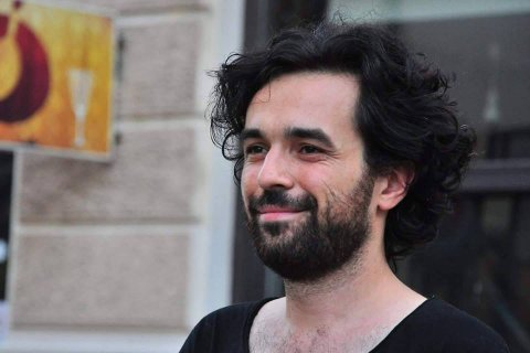 Sardar Tagirovsky (Várhegyi András fotója)